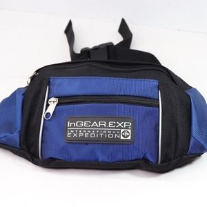 In Gear Expedition Adjustable Festival Fanny Pack